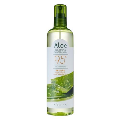 It's Skin Aloe Soothing Face & Body Mist 95%