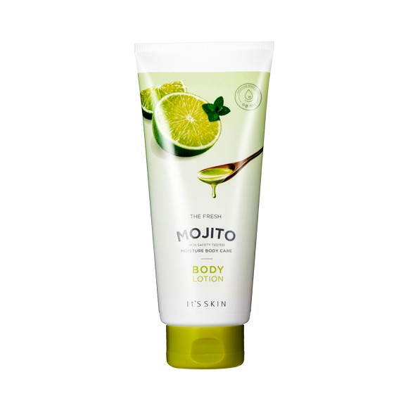 It's Skin The Fresh Body Lotion Mojito