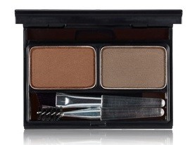 It's Skin It's Top Professional Eyebrow Cake 02 Choco Brown + Gray Brown