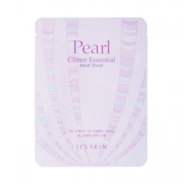 It's Skin Pearl Glitter Essential Mask Sheet