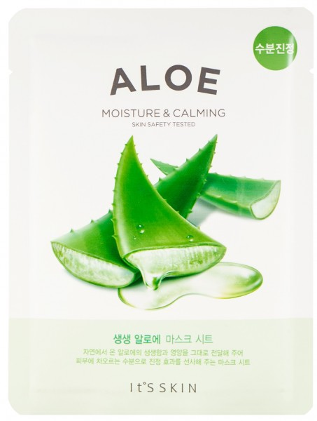 Its Skin The Fresh Mask Sheet - Aloe