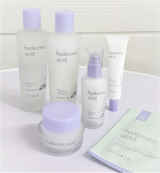 Its Skin Hyaluronic Special Set L
