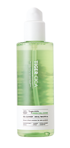 ITSSKIN Tiger Cica Green Chill Down Lotion