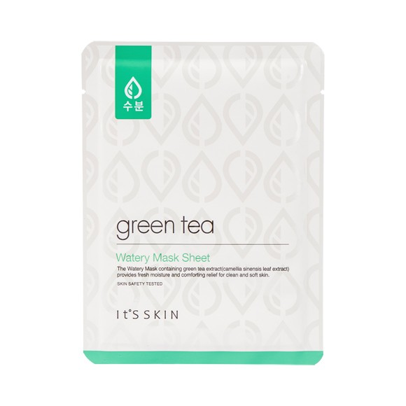 It's Skin Green Tea Watery Mask Sheet