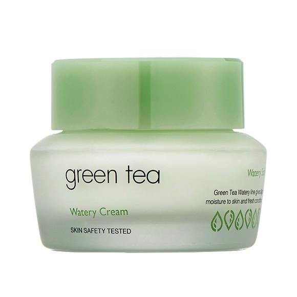 It's Skin Green Tea Watery Cream