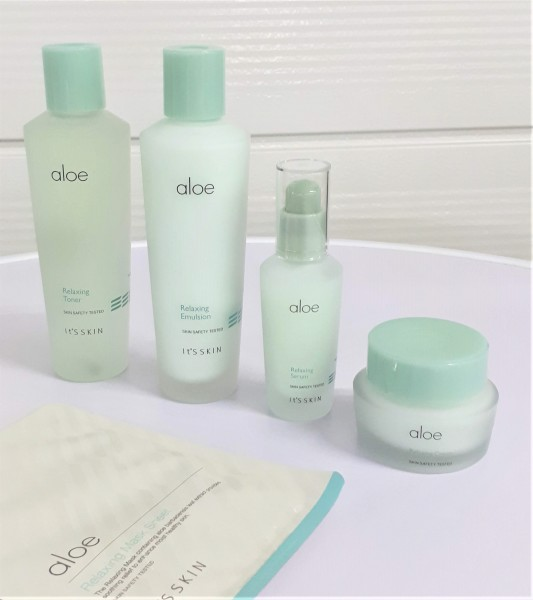 Its Skin Aloe Special Set L