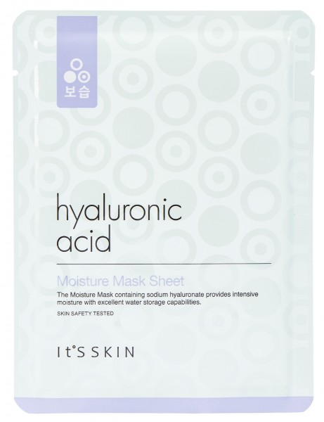 Its Skin Hyaluronic Acid Moisture Mask Sheet