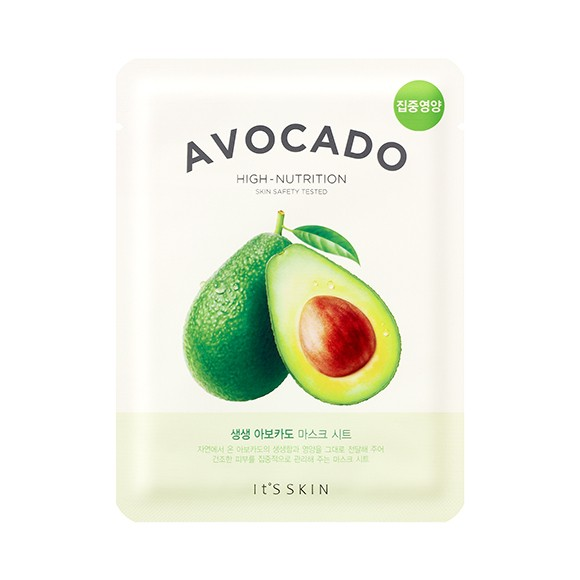 It's Skin The Fresh Mask Sheet -Avocado