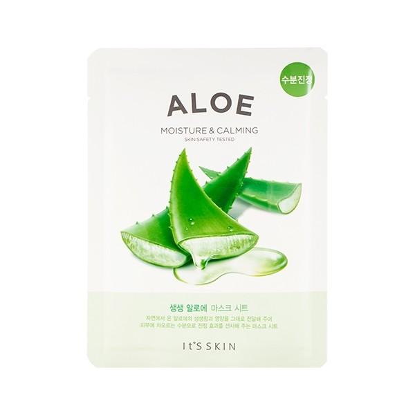 It's Skin The Fresh Mask Sheet -Aloe