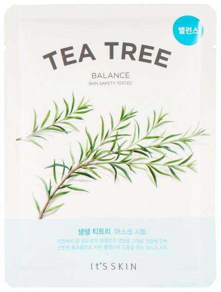 Its Skin The Fresh Mask Sheet - Tea Tree
