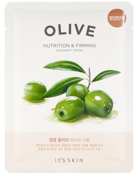 It's Skin The Fresh Mask Sheet - Olive
