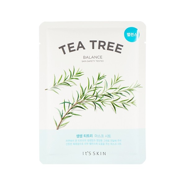 It's Skin The Fresh Mask Sheet -Tea Tree