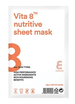 ENATURE Vita 8 Nutritive Sheet Mask