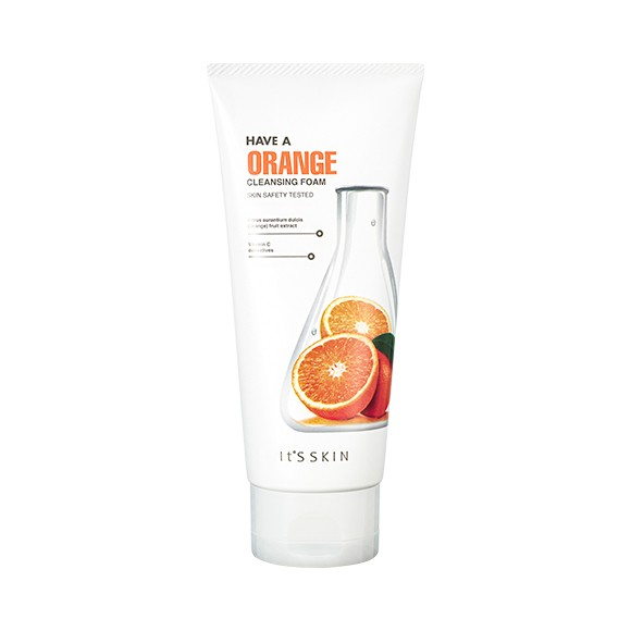 It's Skin Have a Orange Cleansing Foam