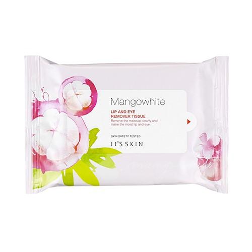 It's Skin MangoWhite Lip&Eye Remover Tissue