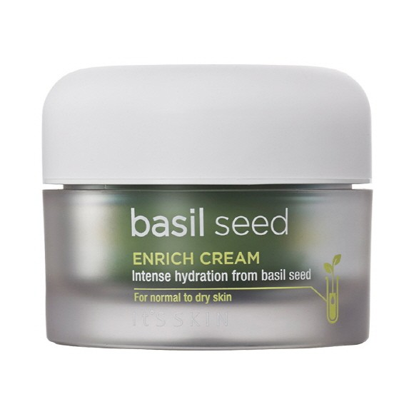 It's Skin Basil Seed Enriched Cream