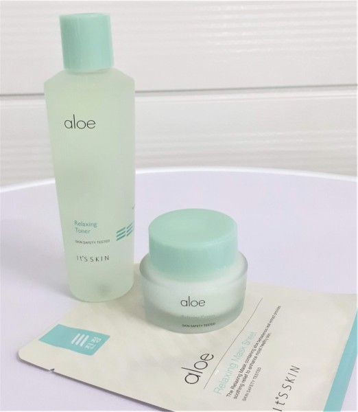 Its Skin Aloe Special Set S