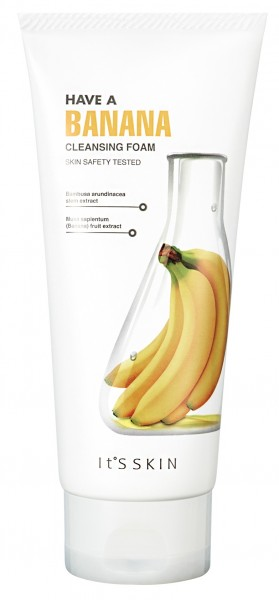 ITSSKIN Have a Banana Cleansing Foam