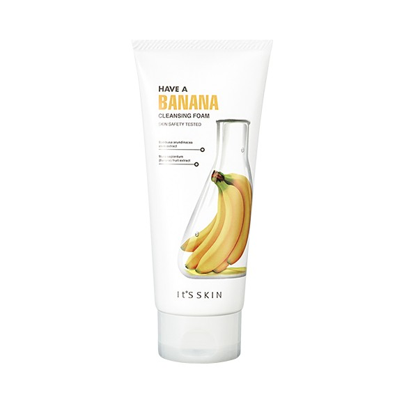 It's Skin Have a Banana Cleansing Foam