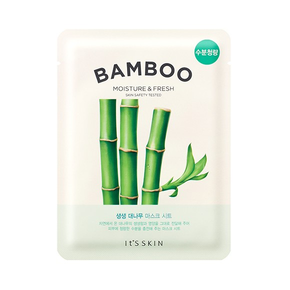 It's Skin The Fresh Mask Sheet -Bamboo