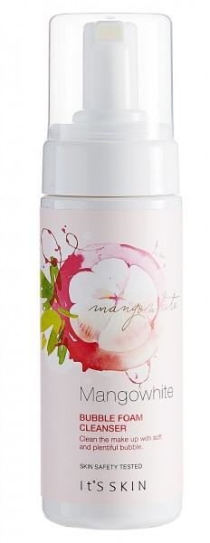 It's Skin MangoWhite Bubble Foam Cleanser